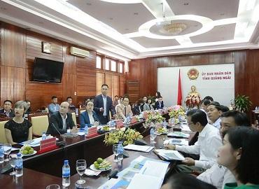 """Tập đoàn FLC triển khai """"Siêu"""" dự án FLC Quảng Ngãi rộng 3.890 ha"""