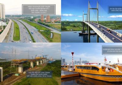 10 hạ tầng giao thông giúp đất Nhơn Trạch bứt phá năm 2018