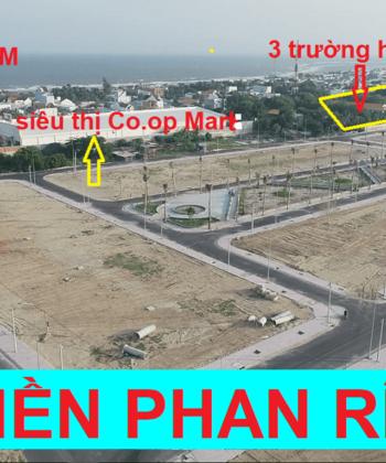 Đất Phan Rí Cửa Tuy Phong Bình Thuận